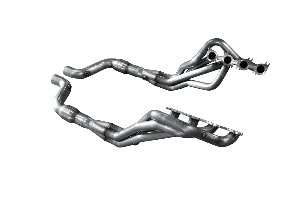 ARH S550 Mustang GT Long Tube Header Bottleneck Eliminator System (2015-2020)