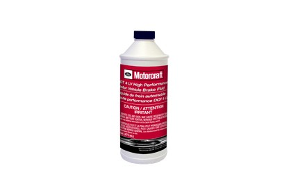 Motorcraft DOT 4 LV High-Performance Brake Fluid