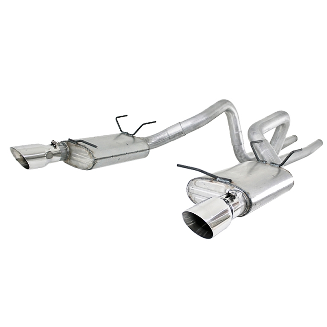 MBRP Mustang V6 XP Series Cat-Back Exhaust (2011-2014)