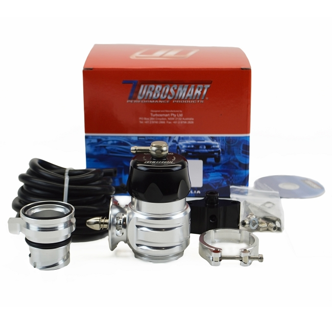 Turbosmart F-150 Smart Port Supersonic Blow Off Valve (13-17 3.5L EcoBoost)