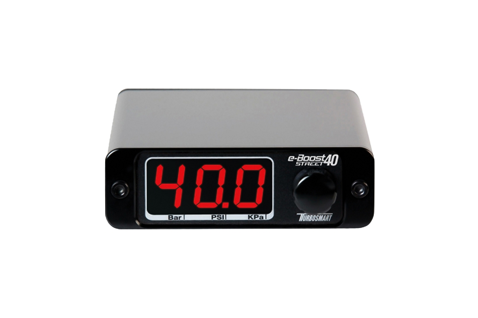 Turbosmart e-Boost Street Electronic Boost Controller - 40 psi