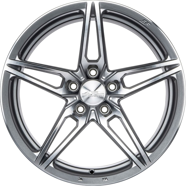 Ace Alloy Wheels S550 Mustang AFF001 Flow Form 19