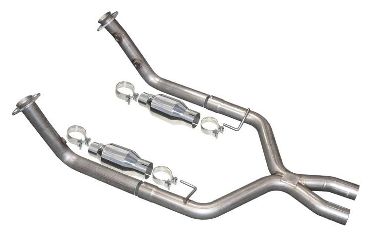Pypes Mustang GT Catted X-Pipe (2005-2010)