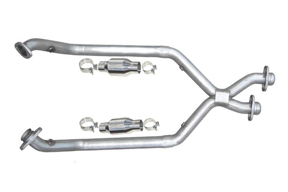 Pypes Mustang GT Catted X-Pipe (1999-2004)