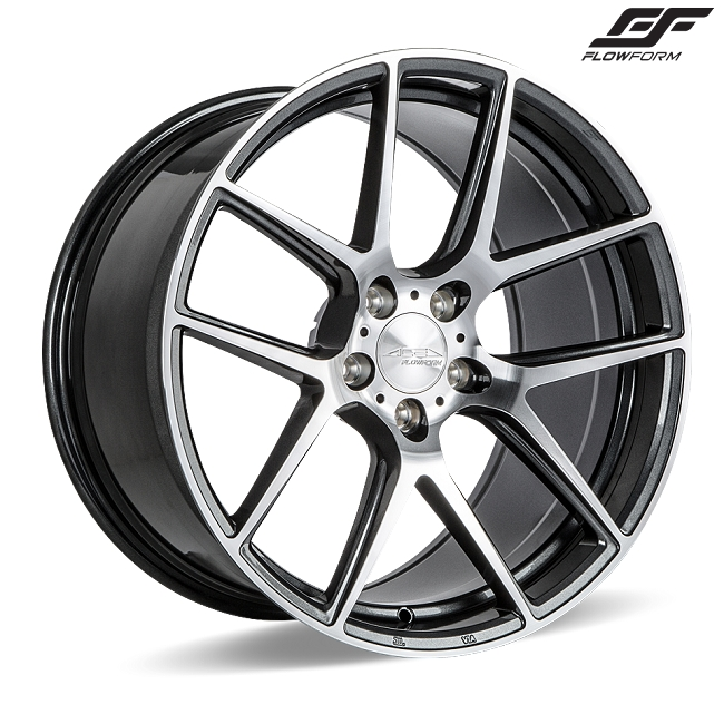 Ace Alloy Wheels S550 Mustang AFF002 Flow Form 19