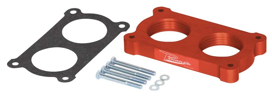 Airaid Mustang PowerAid Throttle Body Spacer (2005-2009 GT)