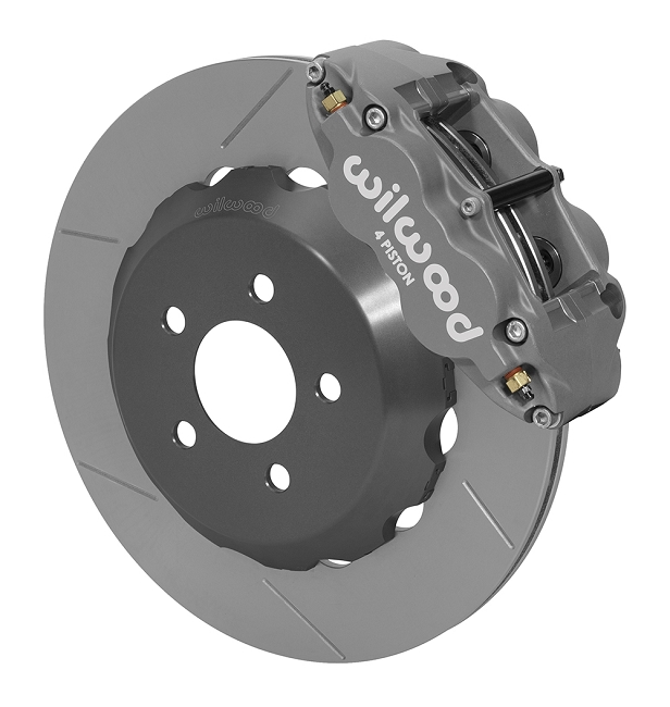 Wilwood Forged Superlite 4R Mustang Race Rear Brake Kit - 14