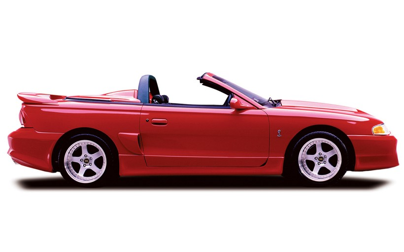 Cervini's Mustang Stalker Side Skirts (1994-1998)