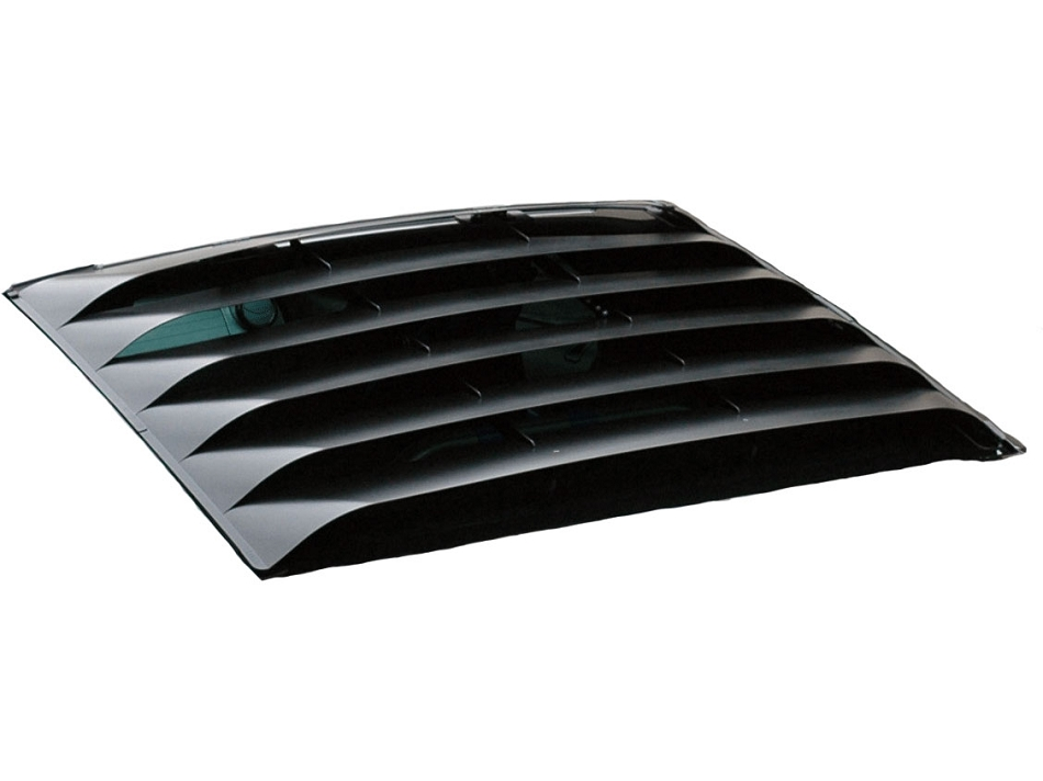 Cervini's Mustang Rear Window Louvers (2005-2014)