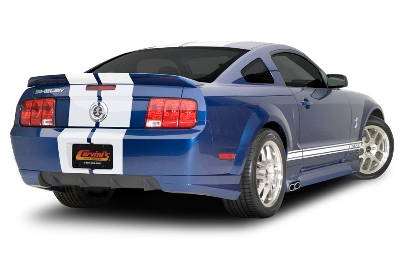 Cervini's GT500 Side Exhaust Kit (2007-2009)