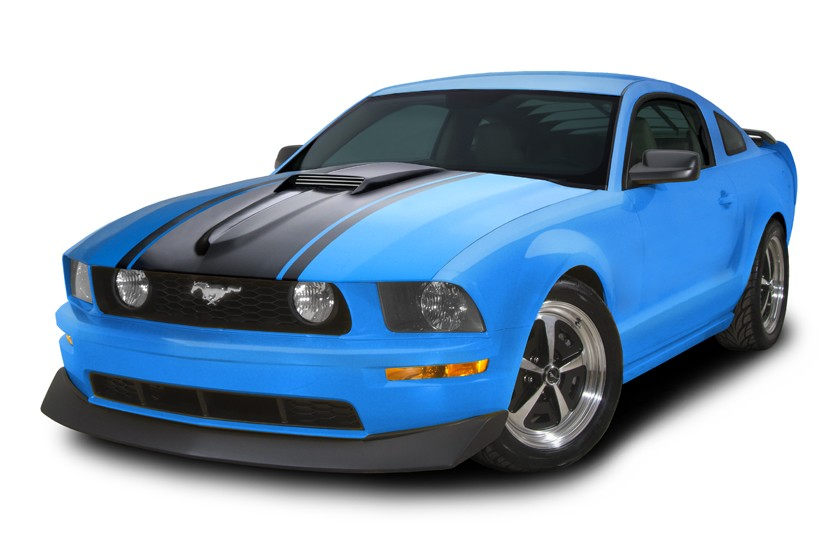 Cervini's Mustang 12-Piece M1 Body Kit - Coupe (2005-2009)