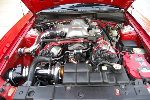 Hellion Power Systems Mustang Cobra (96-98, 99/01) & Mustang Mach1 (03/04) Single Turbo System