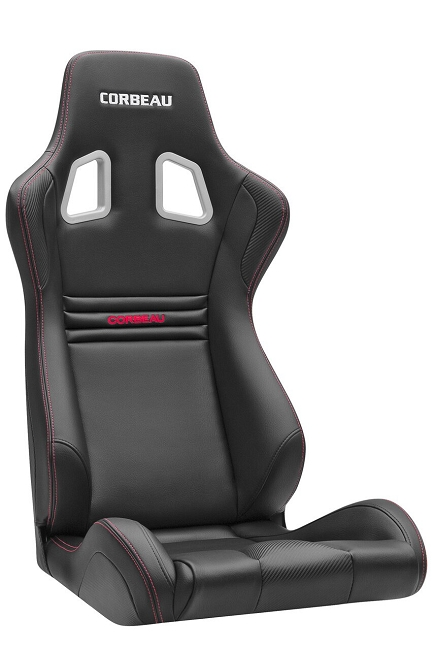Corbeau Sportline Evolution X Mustang Racing Seat - Single (1979-2020)