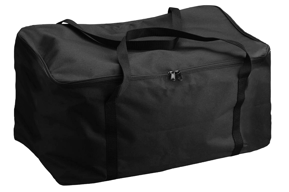 Covercraft Car Cover Zippered Black Tote Bag