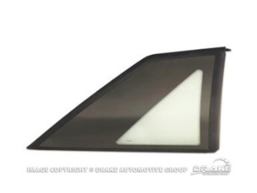 Mustang Hatchback Quarter Windows (87-93)
