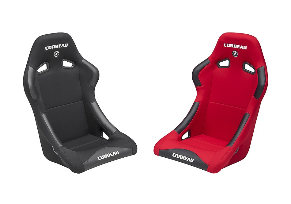 Corbeau Mustang Forza Mustang Racing Seat - Single (1979-2020)