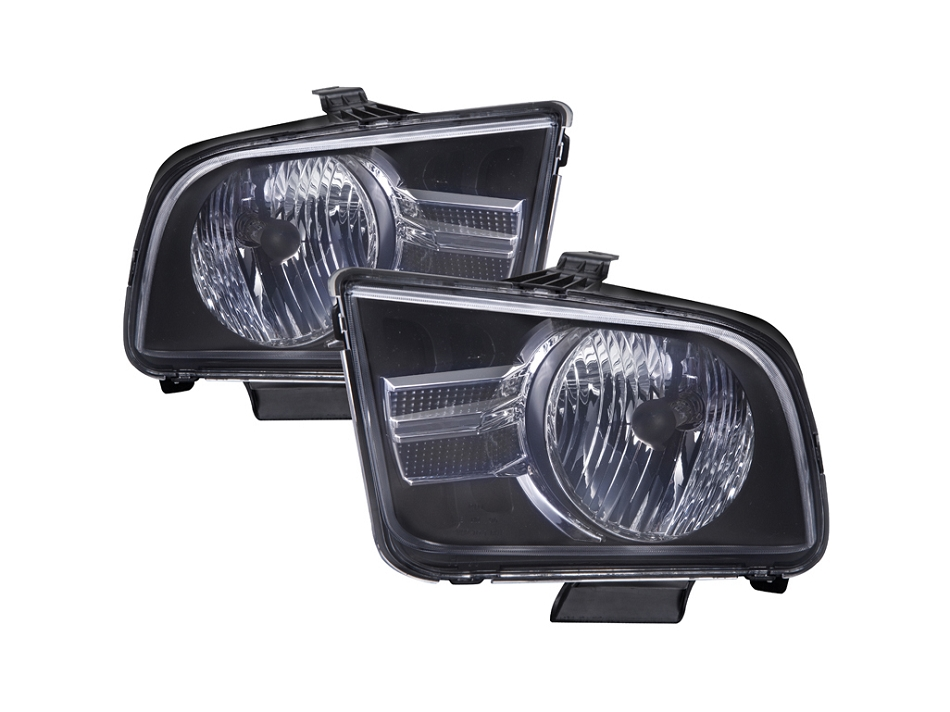 Mustang Headlights (05-09)