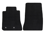 Lloyd Mats Mustang Black Floor Mat - Front Only (15-17 All)