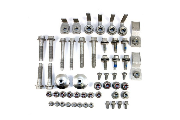 Ford Performance Mustang Handling Pack Fastener Kit (2005-2014)