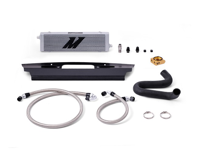 Mishimoto Mustang GT Oil Cooler Kit (2015-2017)
