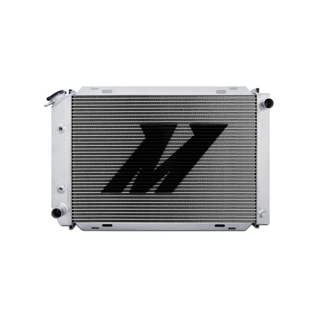Mishimoto Mustang 5.0L Performance Aluminum Radiator - Automatic (1979-1993)