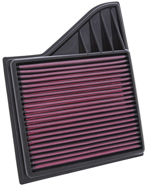 K&N Mustang GT Drop In Air Filter (2010-2014)