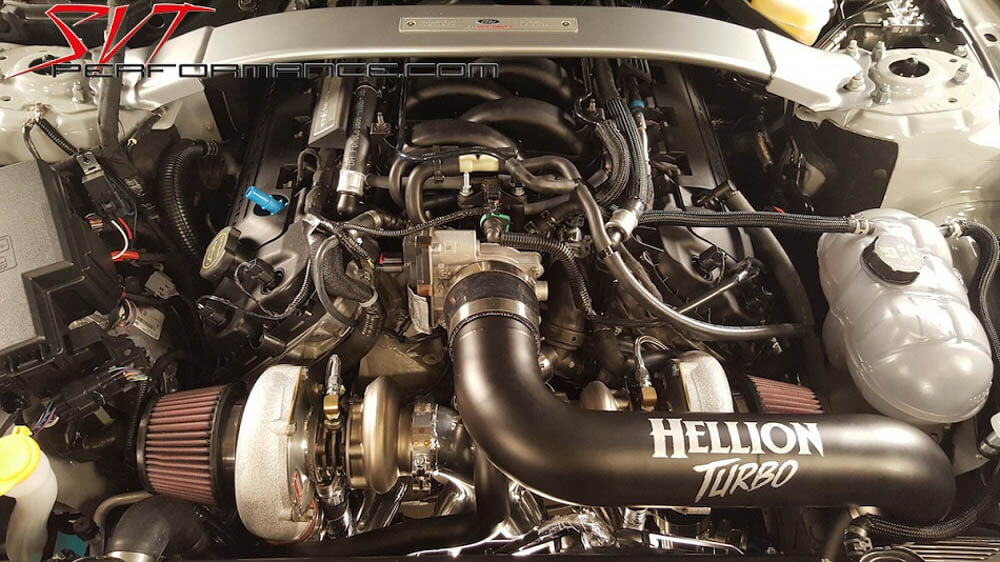 Hellion Power Systems Mustang GT350 Twin Turbo System (16-17)