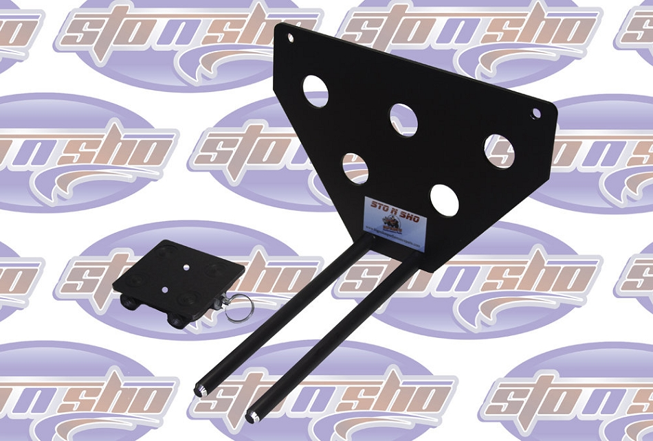 Sto N Sho Ford Mustang License Plate Bracket With Performance Pack (2018)