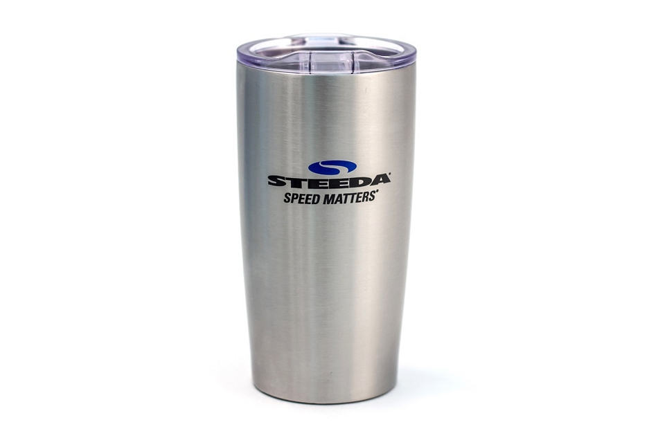 Steeda Speed Matters® Stainless Steel Tumbler