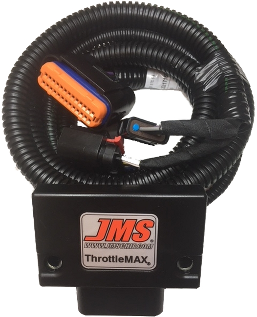 JMS Mustang 5.0L ThrottleMax Analog to Digital Throttle Body Control Module (2018-2019)