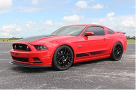 2011-2014 Mustang Parts and Accessories from Steeda