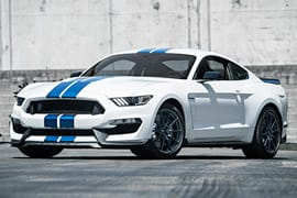 2015-2017 GT350 Mustang Parts and Accessories from Steeda