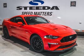 2018 Mustang Parts and Accessories from Steeda