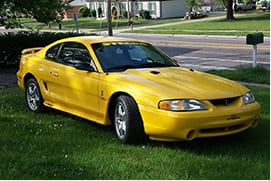 1994-1998 Mustang Parts and Accessories from Steeda