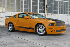 2005-2010 Mustang Parts and Accessories from Steeda