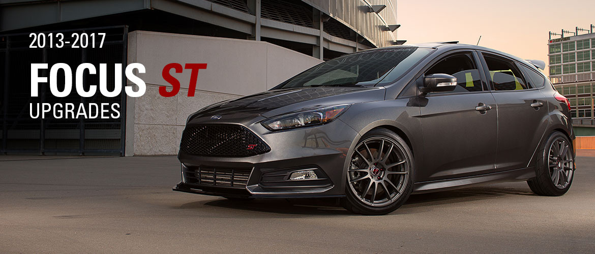 Focus St Performance Parts >> 2013 2018 Ford Focus St Performance Parts Accessories Steeda Com