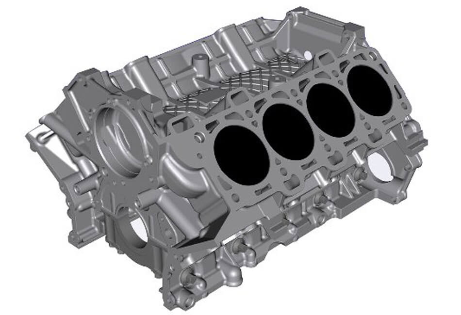Focus Engine Blocks