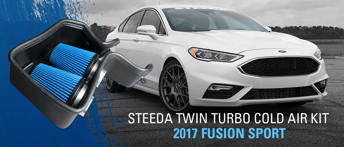 Ford Fusion Parts >> 2017 Ford Fusion Sport Performance Parts Accessories