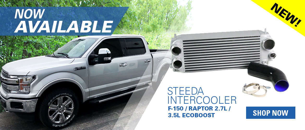 Ford F-Series Truck Parts | Steeda is The Largest