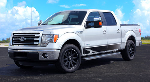 F-150 Performance Parts & Accessories