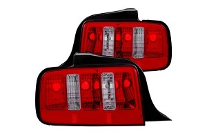 Tail Lights & Reverse