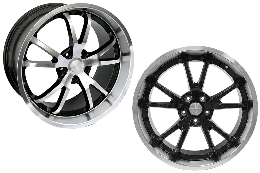 Steeda Mustang Spyder Wheel