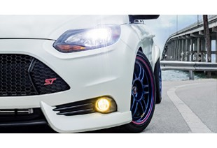 2013-2018 Focus ST Parts & Accessories; Focus; Steeda carries a large selection of high performance parts for your 2013-2018 Ford Focus ST, including body kits, brakes and brake components, chassis, dress up, drivetrain, electric, engine, exhaust, induction, suspension, tuning, and wheels