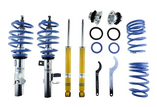 Ford Fiesta Suspension; Fiesta ; Steeda carries a wide selection of suspension upgrades for the Ford Fiesta.