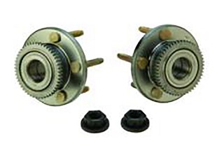 Wheel Hubs; Wheels & Tires;