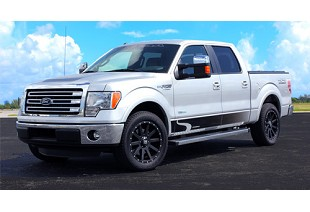 Ford Truck Parts >> Ford F Series Truck Parts Steeda Is The Largest Manufacturer Of
