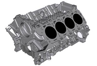 Engine; 2005-2010 Mustang Parts;
