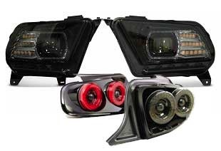 Lighting; 2011-2014 Mustang Parts;