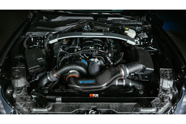 Vortech Supercharger Mustang 5.2L Shelby GT350 Tuner Kit (2016-2017)