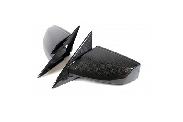 APR Performance Mustang GT/GT500 Replacement Mirrors With Lens (2005-2009)